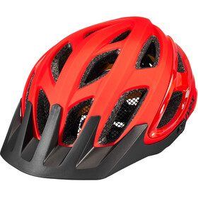 UVEX Unbound Casco, camo red black mat